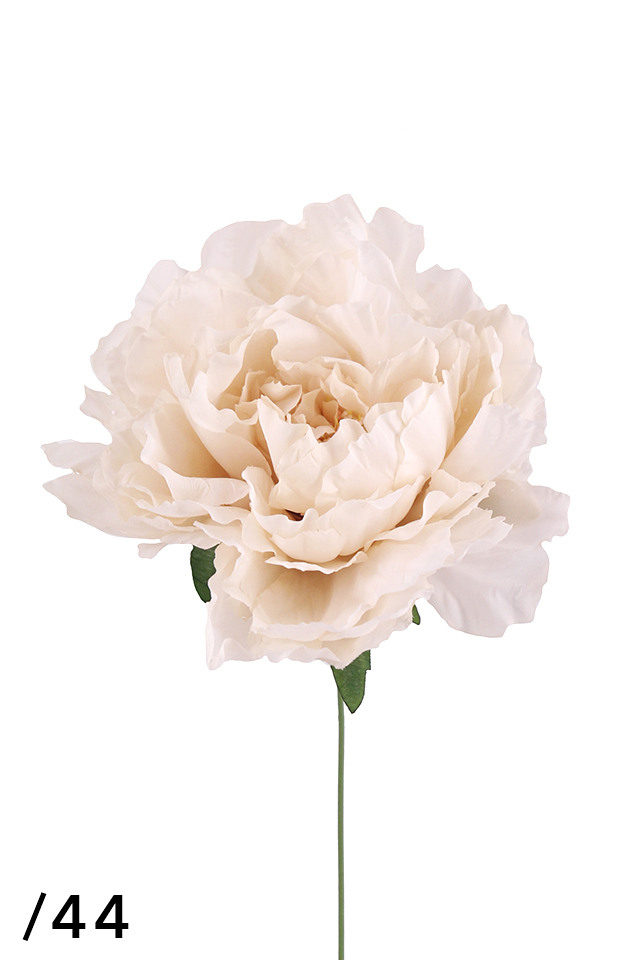 PEONY PEONIES PEONIE ARTIFICIAL ARTIFICIALS FLOWERS FLOWER STEM STEMS LARGE LARGES SINGLE SINGLES HEAD HEADS PCS PC BAG BAGS
