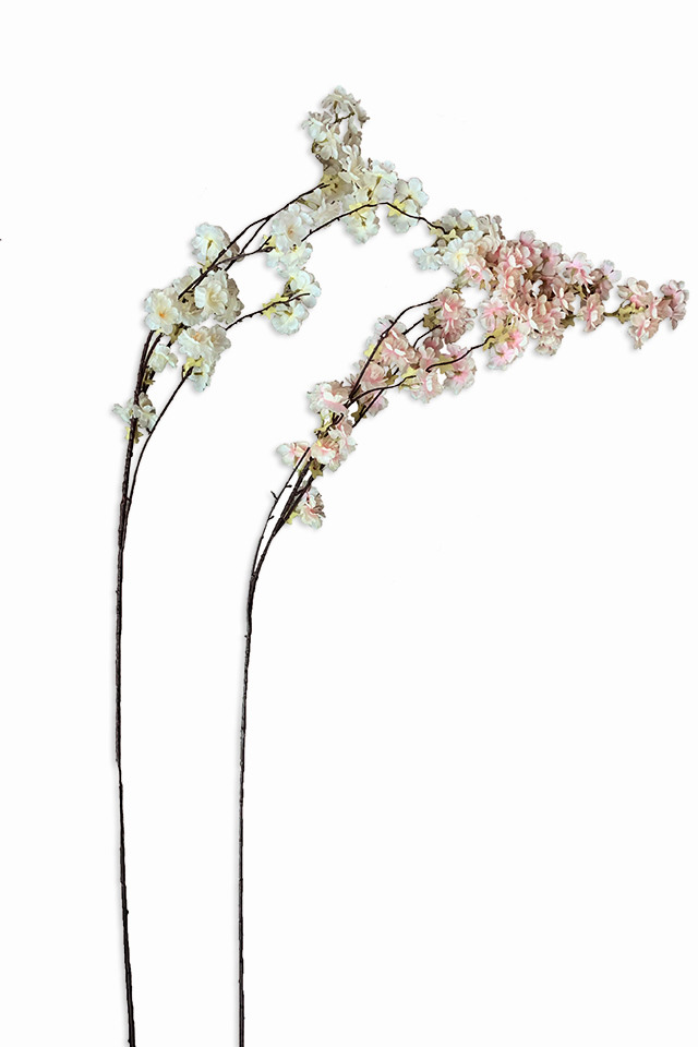 ARTIFICIAL ARTIFICIALS FLOWER FLOWERS BLOSSOM BLOSSOMS SPRAY SPRAYS SPRAIE BUNCH BUNCHES FILLER FILLERS WEDDING WEDDINGS HANGING HANGINGS Light Pink light pink blush   White white creamy bridal