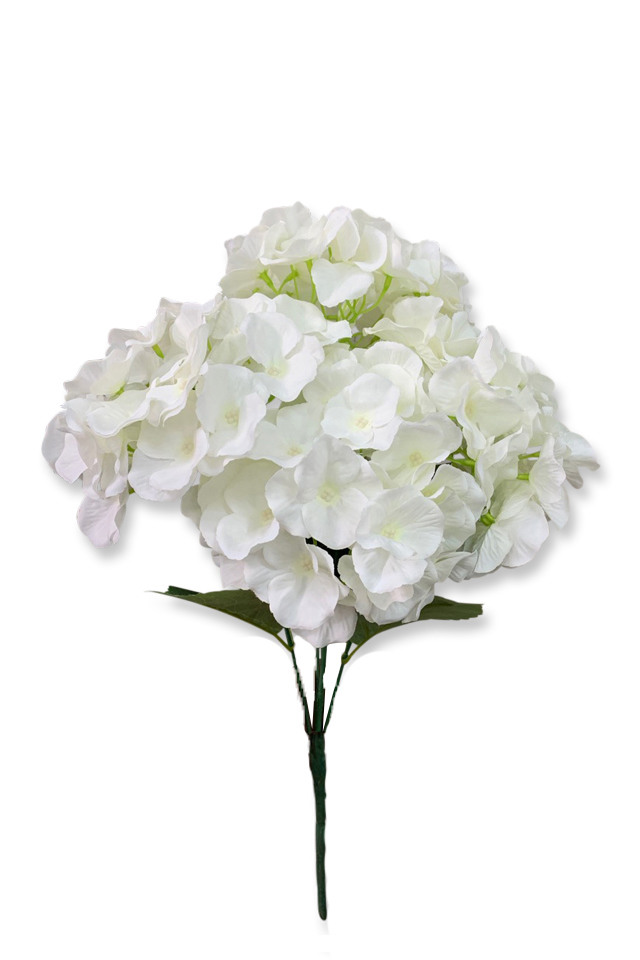 HYDRANGEA HYDRANGEAS 92CM 92CMS ARTIFICIAL ARTIFICIALS FLOWERS FLOWER SPRAY SPRAYS SPRAIE