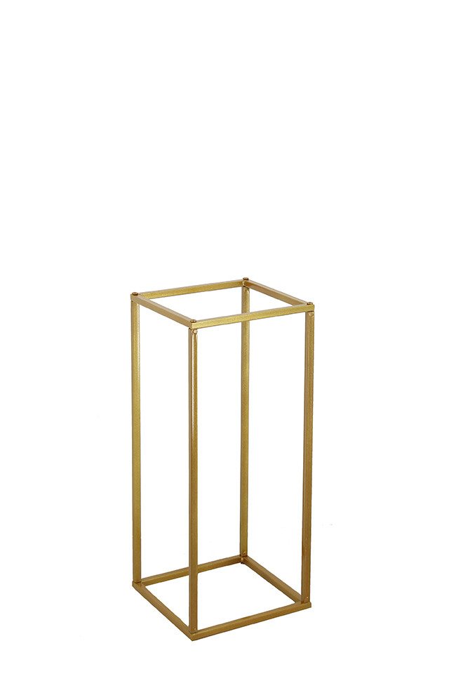 Table Pedestal Frame 25x25x60cmh Holstens
