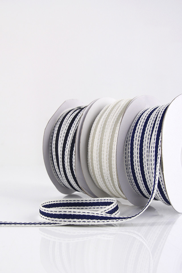 RIBBON RIBBONS ROLL ROLLS LINEN LINENS FABRIC FABRICS COTTON COTTONS WOVEN WOVENS NATURAL NATURALS DENIM DENIMS STRIPE STRIPES SOLID SOLIDS STRIPED STRIPEDS