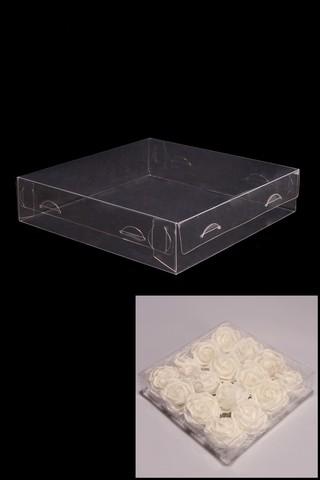 Pvc Corsage Clam Shell Box Min 50pcs Holstens
